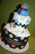 Toddler Swaddler - Boutique Style Diaper Cake