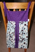 Toddler Swaddler - Diaper Stacker with Ties