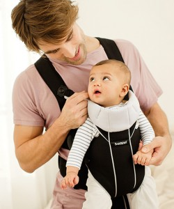 BABYBJÖRN Baby Carrier Miracle - facing out