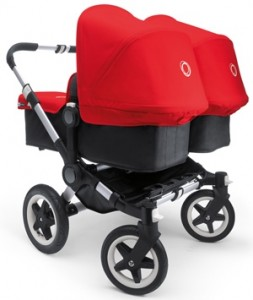 bugaboo donkey Twin mode
