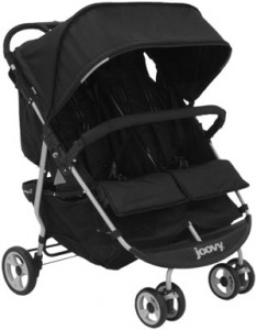 Featured Review: Joovy's Scooter X2 Double Stroller