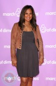 Laila Ali at March of Dimes Event