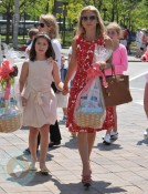 Kelly Ripa with her daughter Lola