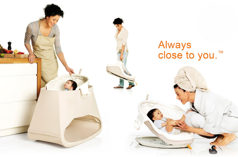 Stokke Announces Bounce N Sleep Bouncer And Daybed