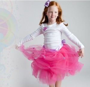 Tutu Moi ~ Ruffled Sweetness For Your Little Princess