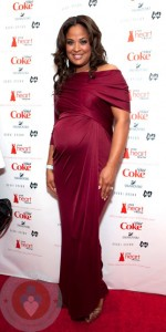 Laila Ali On the red carpet