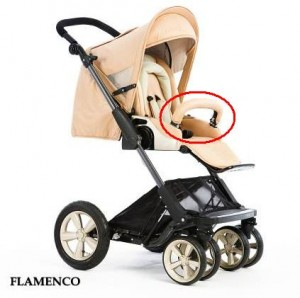 RECALL: 2,300 Zooper Strollers by Lan Enterprises Due to Strangulation Hazard