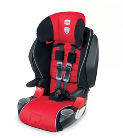Britax To Introduce New Frontier 85 SICT (Side Impact Cushion Technology)