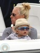 Zuma Rossdale in Cannes