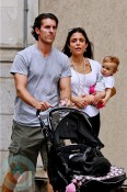 Bethenny Frankel with husband Jason Hoppy and daughter Bryn