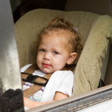 Study Reveals That Young Children Can Undo Carseat Restraints