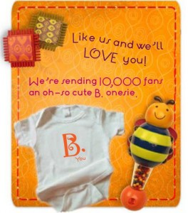 B Toys - Giveaway