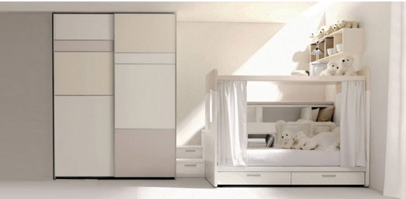Doimo Cityline loft bed - Growing Your Baby