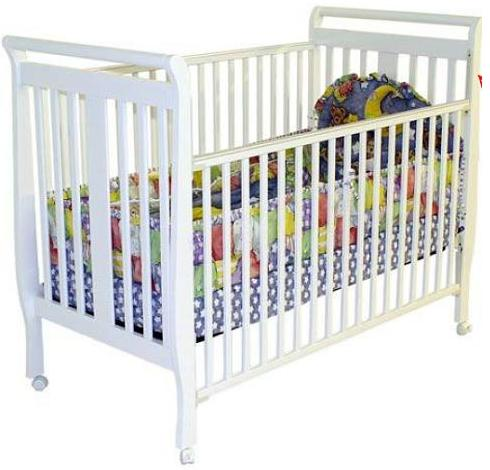 Recall: Dream on Me Drop-Side Cribs Due to Entrapment, Suffocation, Laceration, and Fall Hazards