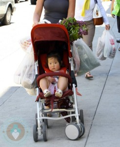 Katherine Heigl with daughter Naleigh Kelley