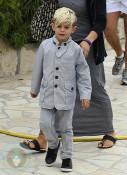 Kingston Rossdale in Cannes