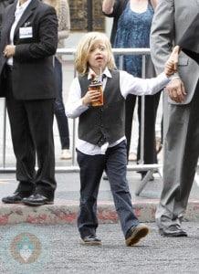 Shiloh Jolie-Pitt at Kung-Fu Panda Premiere