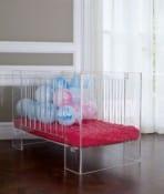 nurseryworks Hollis acrylic Crib