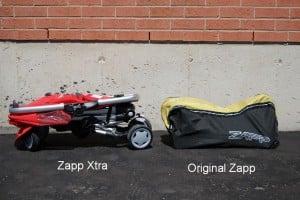 Quinny Zapp Xtra - Compact
