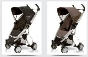 Quinny Zapp Xtra black and brown
