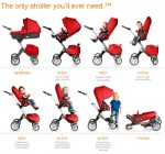 Stokke Xplory - all configurations