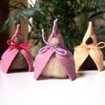 Felt Forest - set of gnomes