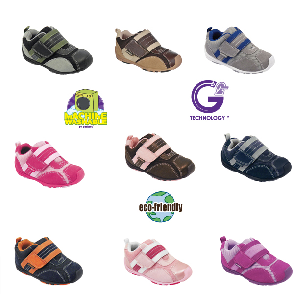 Win 3 pairs of Pediped shoes