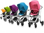 Orbit Introduces Color Packs for G2 stroller