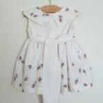 Bell Heir rose dress