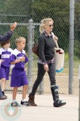 Reese Witherspoon with son Deacon