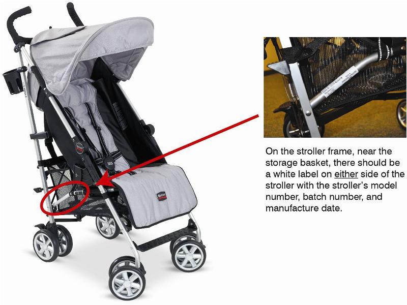 RECALL: 20,800 Britax B-Nimble Strollers Due to Risk of Brake Failure