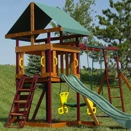 RECALL: 240,000 Swing Sets by Adventure Playsets Due to Fall Hazard
