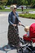 Gwen Stefani with son Zuma Rossdale