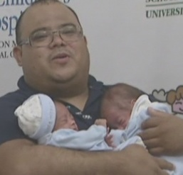 Couple Welcomes Quintuplets in Florida