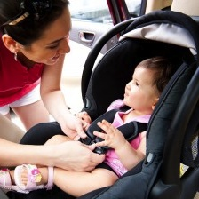 Study: One-third of Canadian Children Are Strapped Into Car Seats Incorrectly