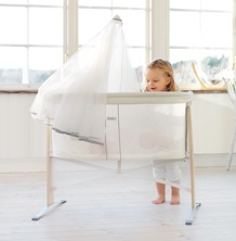 Introducing BABYBJÖRN's Bassinet Harmony