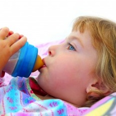 Bottle fed Toddlers Face Higher Risk of Obesity by age Five