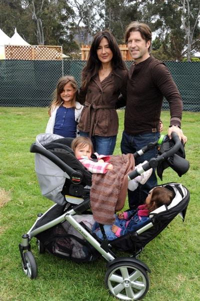 Alicia Coppola Husband Anthony Michael Jones With