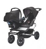 Mountain Buggy Duet  1 infant seat