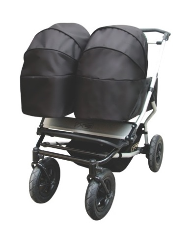 Mountain Buggy Duet 2 carrycots