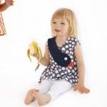 Deluna Kids Swan Top