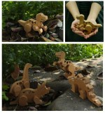 EDTOYS Magnetic dinosaur