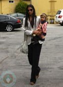 Camila Alves with daughter Vida McConaughey