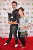 Jesse Warren, actress Autumn Reeser and son Finn