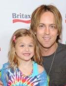 Larry Birkhead and daughter Dannielynn
