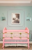 Laila Ali's Daughter Sydney's Nursery