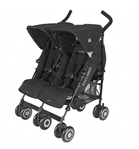 Featured Review: 2011 Maclaren Twin Techno Stroller