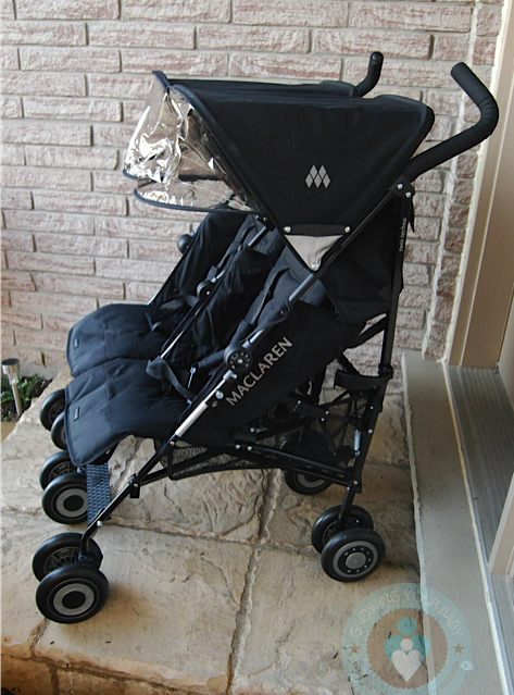 featured review 2011 maclaren twin techno stroller. Black Bedroom Furniture Sets. Home Design Ideas