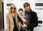 Rachel Zoe, Rodger Berman and son Skyler Morrison Berman