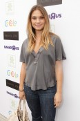 Spencer Grammer at the Petite Tresor Launch